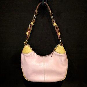 Dooney and Bourke Pink Leather shoulder bag